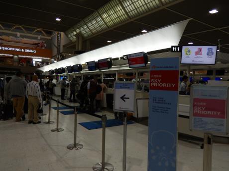 香港2016.3成田空港