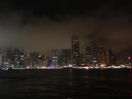 香港2016.3スターフェリー