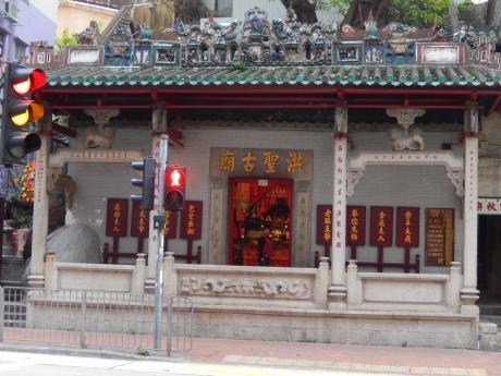 香港2016.3香港島湾仔