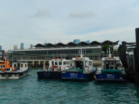 シンガポール2016.3シンガポールアイランドクルーズ