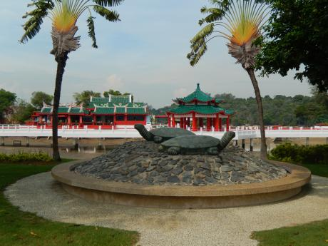 シンガポール2016.3クス島
