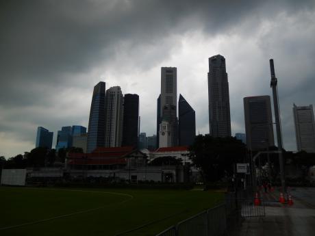 シンガポール2016.3シティー