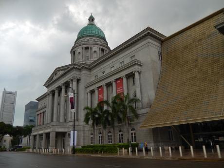 シンガポール2016.3シティー・ナショナルギャラリー
