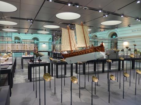 シンガポール2016.3アジア文明博物館