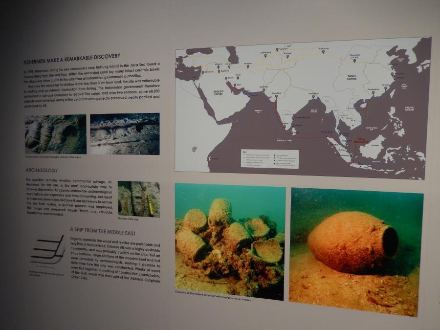 シンガポール2016.3アジア文明博物館(大