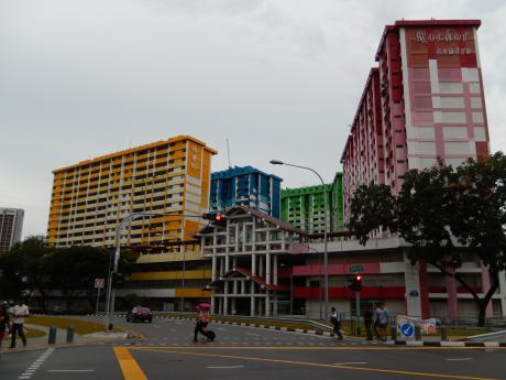 シンガポール2016.3ジャランバサール