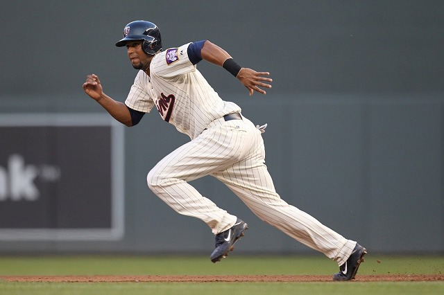 Aaron Hicks 201604212