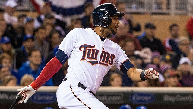 Aaron Hicks 201604213