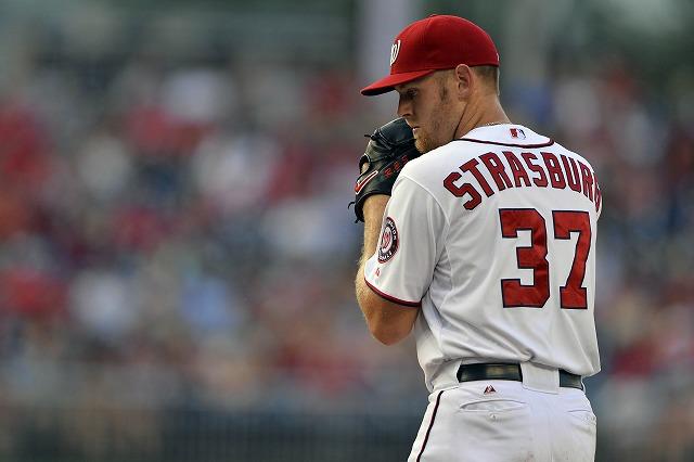 Stephen Strasburg 20160510