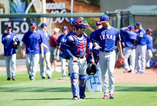 Texas Rangers 20160520