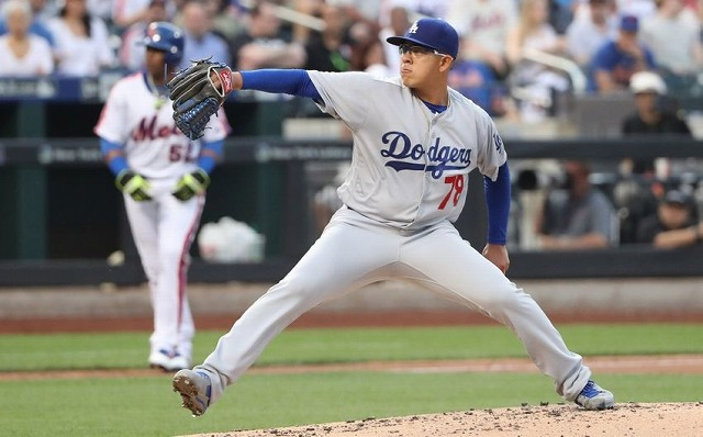 Julio Urias 201605282