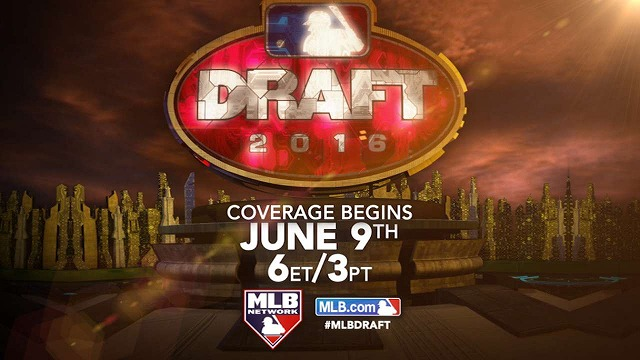 mlb draft 20160611
