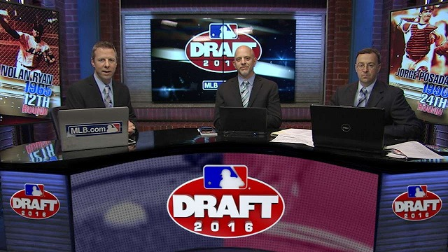 MLB Draft 20160613