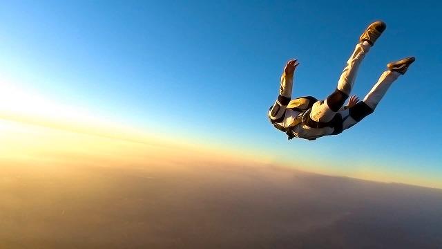 Sky Diving 20160814