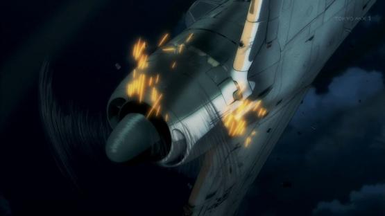 『ドリフターズ』第3話感想・・・敵側もTUEEEEE!デストロイヤー管野もかっけええええ! 一方日本の戦国時代チーム仲良すぎだろ