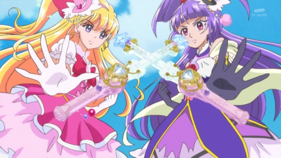 プリキュアシリーズ新作タイトルは『キラキラ プリキュア アラモード』 商標登録されたぞ!!