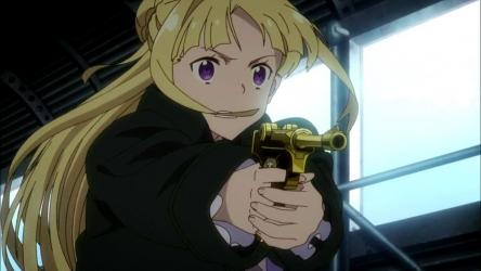 秋の新アニメ『終末のイゼッタ』第1話感想・・・ミリタリマニアや歴史マニアが好きそうなアニメ! 世界観説明もあったし見やすかったな