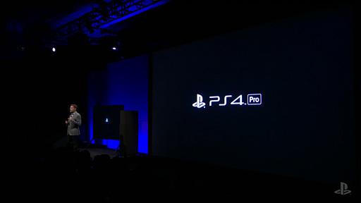 「PS4 Pro」11月10日発売、お値段は44980円! 「PS4 スリム」は29,980円で9月15日発売