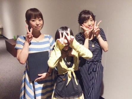 【朗報】悠木碧ちゃん、今じゃすっかり写真の前ではニッコニコの笑顔!!