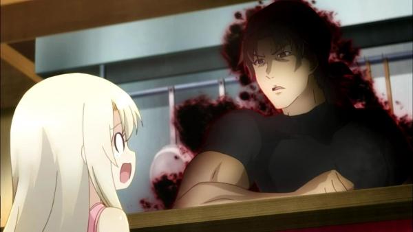 『Fate/kaleid liner プリズマイリヤ ドライ!!』第2話感想・・・子ギルガメッシュvsゲートオブバビロンとかwkwkするじゃないか! 来週は戦闘作画期待できそう