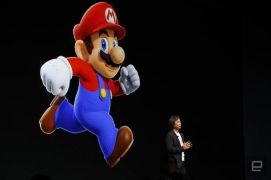 任天堂がアップルに参入!iPhoneでゲームアプリ『スーパーマリオラン』を年内配信