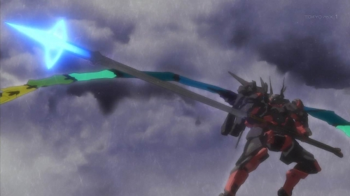 『クロムクロ』第17話感想・・・王道ロボらしく、パワーアップユニット(飛行ユニット)きたあああ!あとは虹色ビーム撃てば完璧や