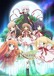 【key】TVアニメの『Rewrite』よりネット配信の『planetarian』の方が好評なんだが・・・・
