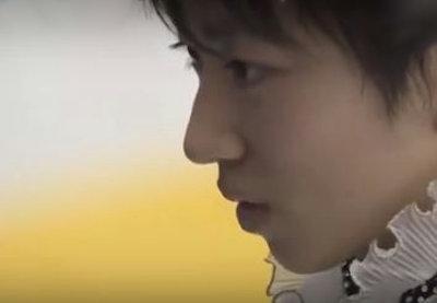 2016 横浜JGP 木科雄登 SP 2