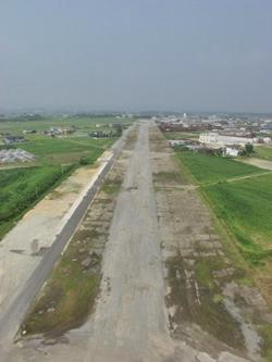 鶉野飛行場