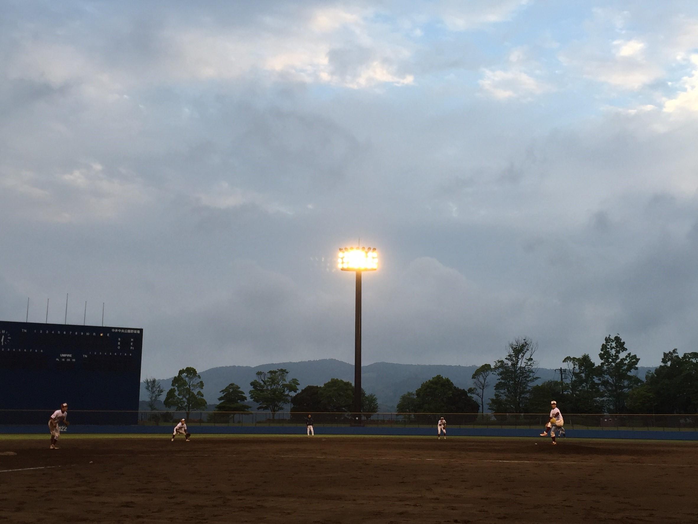 2016529 対横浜ベイブルース_4305守備
