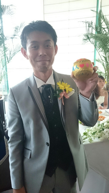 新城キャップ結婚式 _9