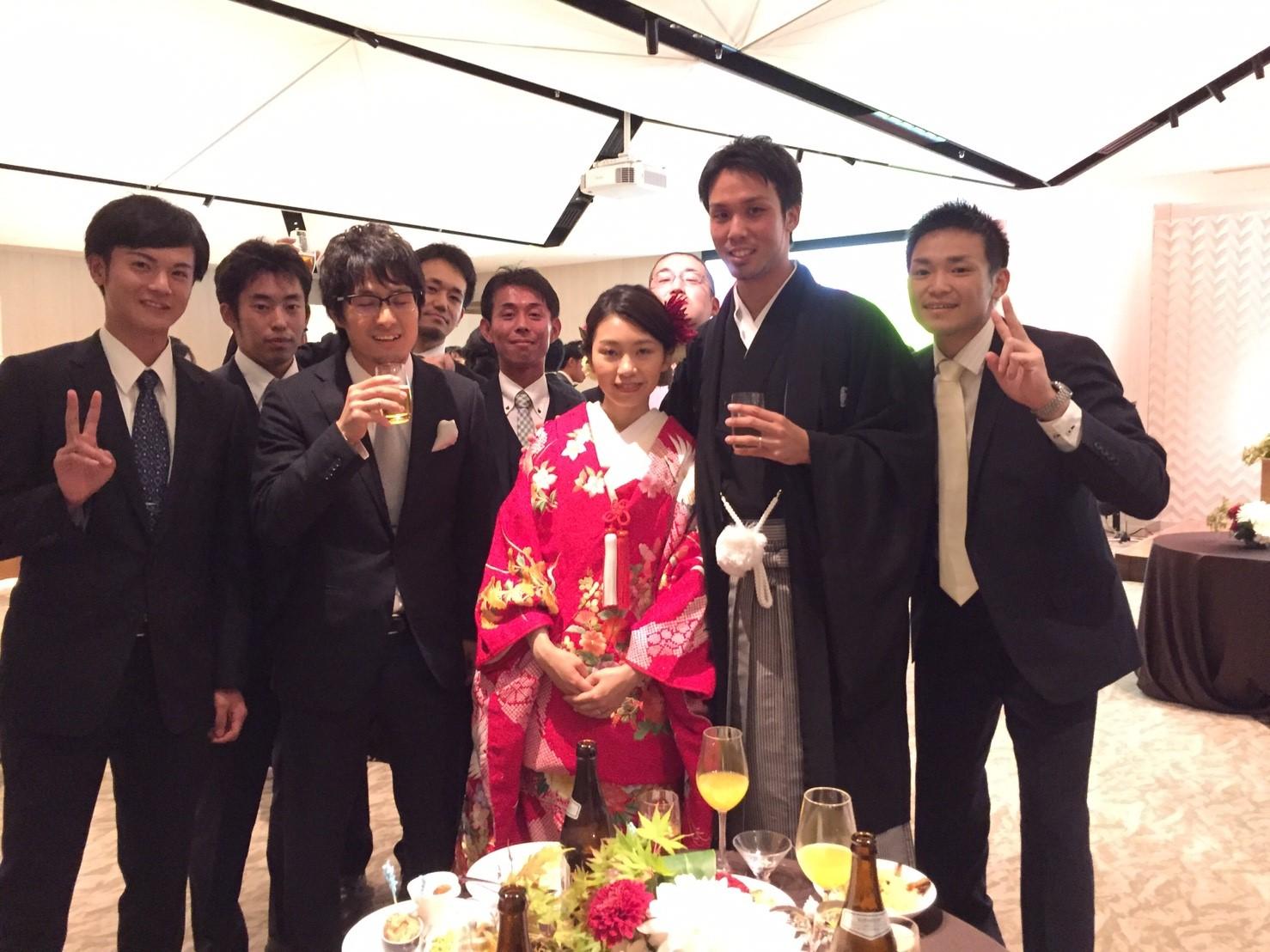 20161023 長岐結婚式_2906二次会