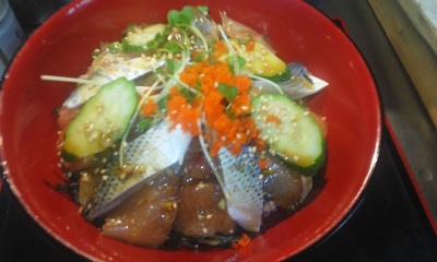 160605海鮮丼