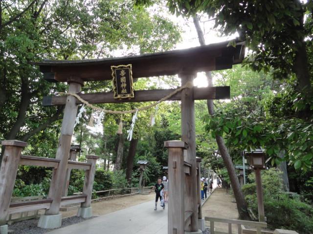 2016年4月26日 辛国神社