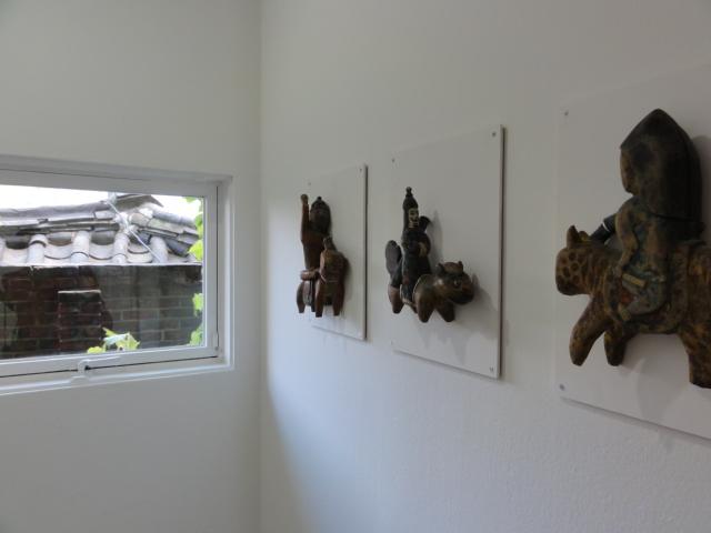 2016年5月14日 木人博物館室内1