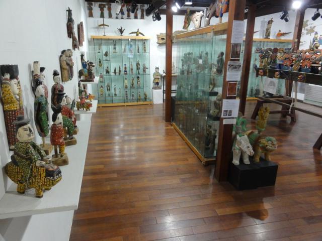 2016年5月14日 木人博物館室内2
