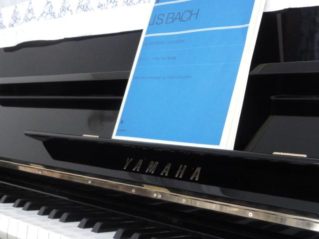 2016年10月16日撮影 修理後のピアノ