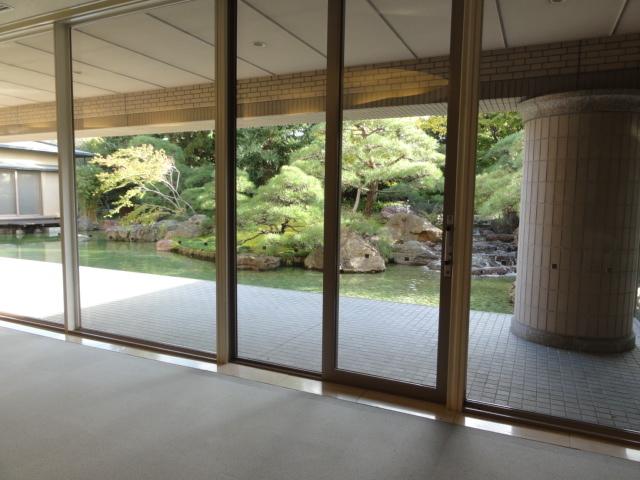 2016年11月1日 大谷記念美術館 庭園