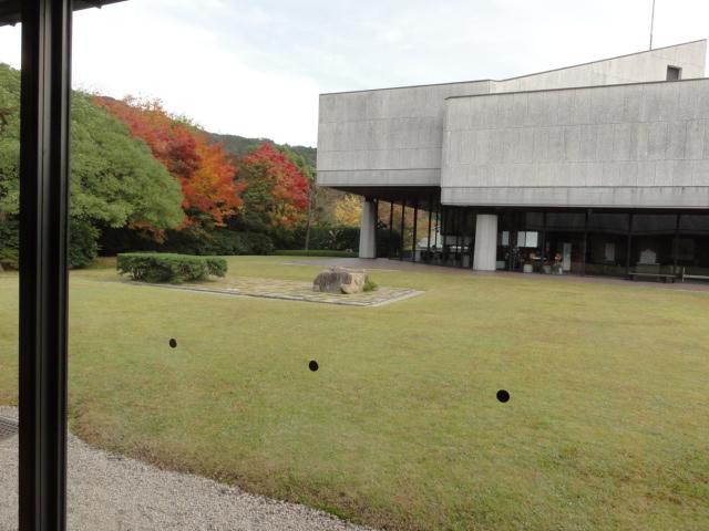 2016年11月15日撮影 泉屋博古館の庭
