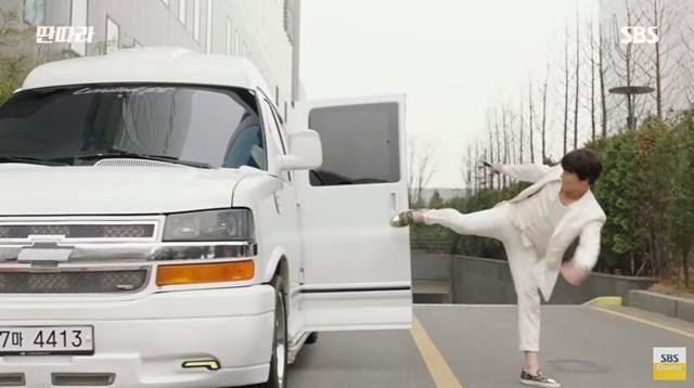 s-#ソクホがタレントを説得する車CAP5