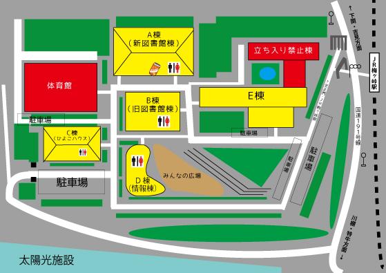 梅ヶ峠新地図2016