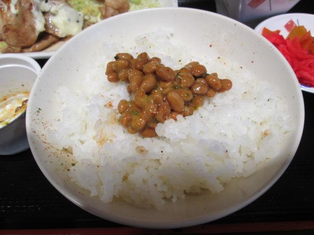 生姜焼き 016