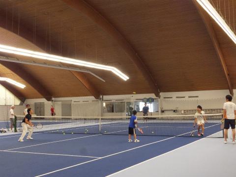 Leonbergのテニスコート