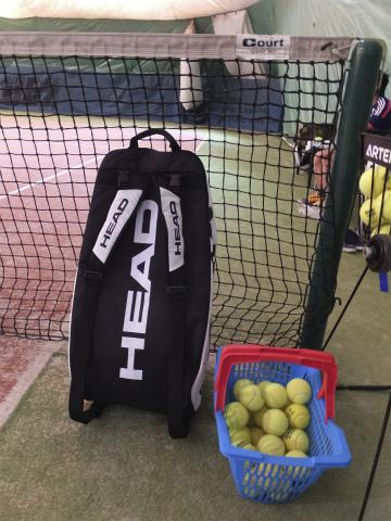 テニスバッグ3