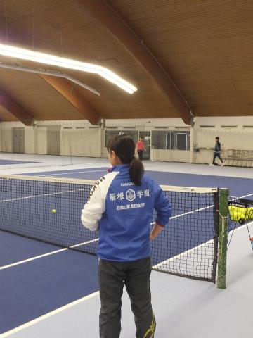 テニス部?1