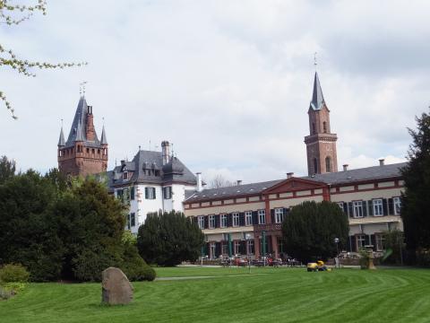 ヴァインハイム城