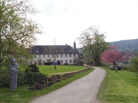 Neuburg修道院2