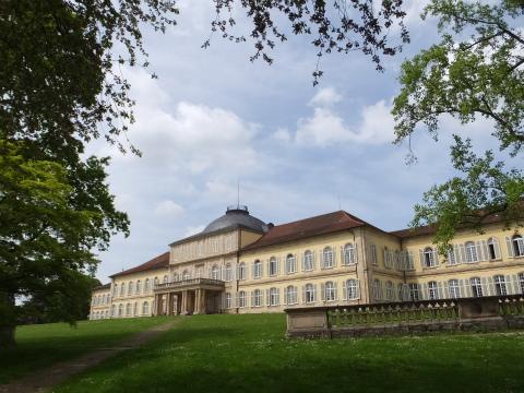 Hohenheim城