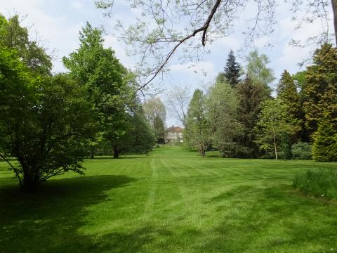 Hohenheim庭園2