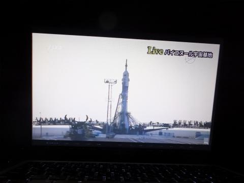 ソユーズ打上げ1